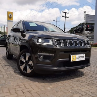 Jeep Compass Longitude 4X2 2.0 16V At6 F