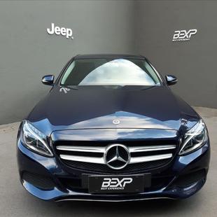 Mercedes Benz C 180 1.6 CGI Avantgarde