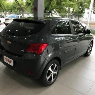 Chevrolet Onix Ltz 1.4 8V At6 Eco Flex