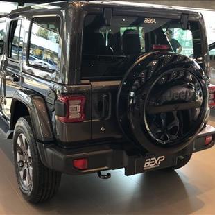 Jeep WRANGLER 2.0 Turbo Sahara 4X4 AT8