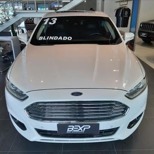 Ford FUSION 2.0 Titanium FWD 16V