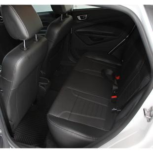Ford Fiesta 1.6 Titanium Plus Hatch 16V Flex 4P Powershift