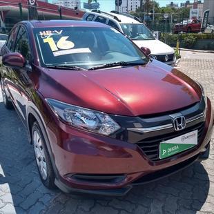 Honda HR-V 1.8 16V FLEX LX 4P MANUAL