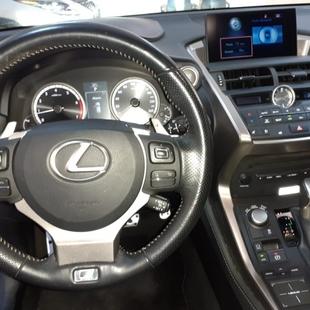 Lexus NX 200T 2.0 F-SPORT 4X4 16V TURBO GASOLINA 4P AUTOMATICO