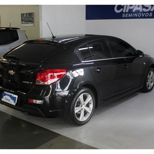 Chevrolet Cruze Sport6 Lt 1.8 16V Flexpower Aut. 4P