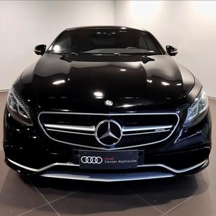 Mercedes Benz S 63 AMG 5.5 V8 Bi-turbo Coupé