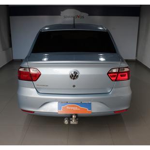 Volkswagen Voyage 1.0 Mi City 8V Flex 4P Manual