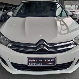 Citroën C4 LOUNGE 1.6 EXCLUSIVE 16V TURBO FLEX 4P AUTOMÁTICO