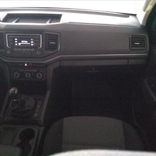 Volkswagen AMAROK 2.0 SE 4X4 CD 16V TURBO INTERCOOLER DIESEL 4P MANUAL