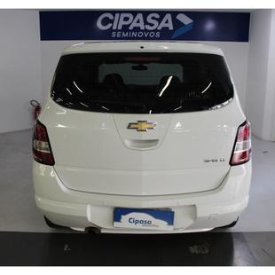 Chevrolet Spin 1.8 Lt 8V Flex 4P Manual