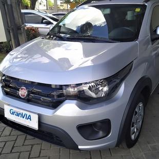 Fiat Mobi 1.0 8V Evo Ways Flex 4P M
