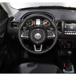 Jeep Compass 2.0 16V Flex Longitude Automatico P