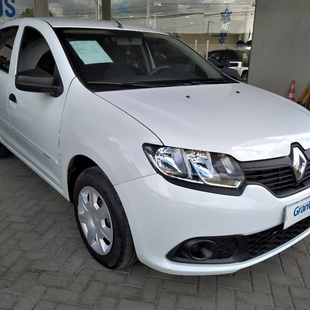 Renault Sandero 1.0 12V Sce Authent Flex 4P
