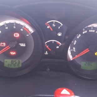 Ford Fiesta Rocam 1.6 8V Flex