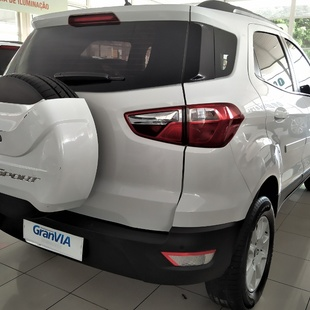 Ford Ecosport Se 1.5 12V At6 Flex