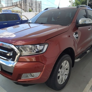 Ford Ranger Cd Limited 4X4 3.2 20V Tdci