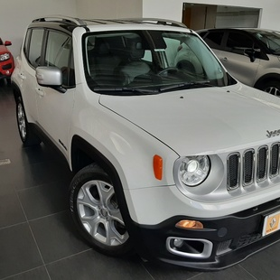 Jeep Renegade Limited At 1.8 Flex
