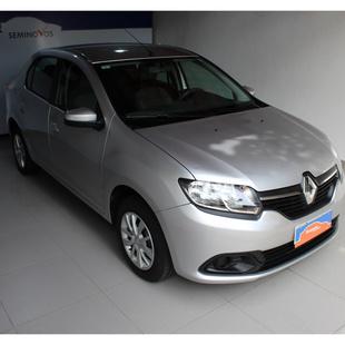 Renault Logan 1.6 16V Sce Flex Expression Manual 4P