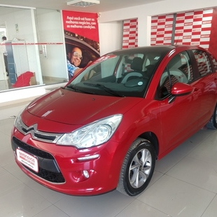Citroen C3 1.5 TENDANCE 8V FLEX 4P MANUAL