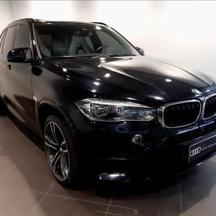 BMW X5 4.4 V8 Turbo M