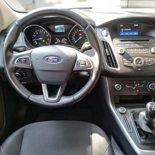 Ford Focus 1.6 Se Plus 16V Flex 4P Manual