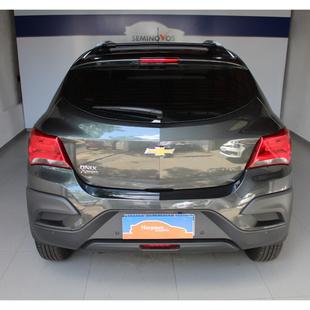 Chevrolet Onix 1.4 Mpfi Activ 8V Flex 4P Automatico
