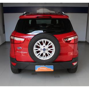 Ford Ecosport 1.6 S 16V Flex 4P Manual