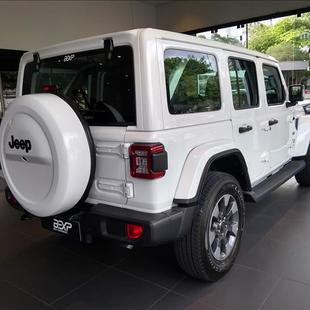 Jeep WRANGLER 2.0 Turbo Unlimited Overland 4X4 AT8