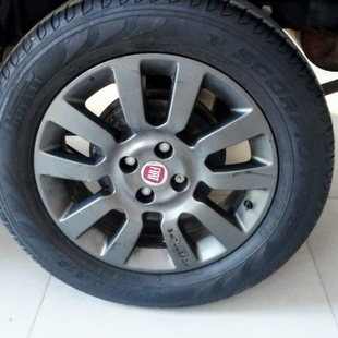 Fiat Strada Cd Adventure 1.8 16V Flex