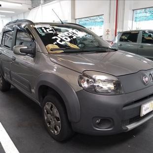 Fiat UNO 1.0 WAY 8V