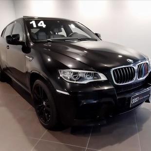 BMW X6 4.4 M Sport 4X4 Coupé V8 32V Bi-turbo