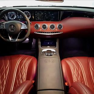 Mercedes Benz S 63 AMG 5.5 V8 Bi-turbo Coupé