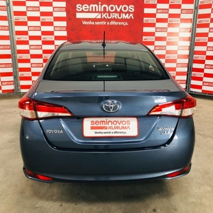 Toyota YARIS 1.5 16V FLEX SEDAN XLS MULTIDRIVE