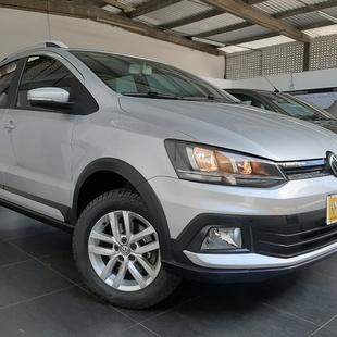 Volkswagen Crossfox 1.6 16V Msi Flex