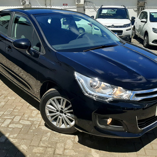Citroën C4 Lounge Origine Turbo Thp 1.6 1