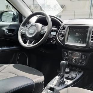 Jeep Compass Longitude 4X4 2.0 Tb At9 Di