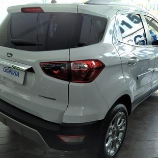 Ford Ecosport Titanium 16V Flex 4P At