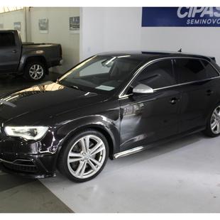 Audi S3 2.0 Tfsi Sportback Quattro Gasolina 4P S-Tronic
