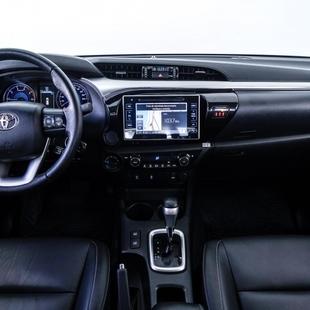 Toyota HILUX 2.8 SRV 4X4 CD 16V DIESEL 4P AUTOMATICO