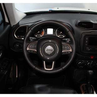 Jeep Renegade 1.8 16V Flex Longitude 4P Automatico