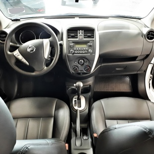 Nissan Versa 1.6 16V Sv Xtronic At Flex 4P