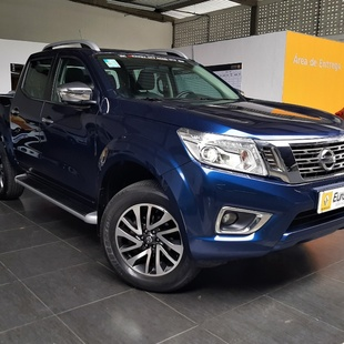 Nissan Frontier 2.3 Le Turbo Diesel At