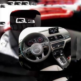 Audi Q3 2.0 TFSI Ambiente Quattro S Tronic