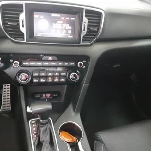 Kia SPORTAGE 2.0 EX 4X2 16V FLEX 4P AUTOMATICO