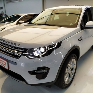Land Rover DISCOVERY 3.0 V6 TD6 DIESEL HSE 4WD AUTOMATICO