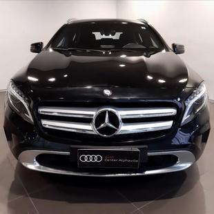 Mercedes Benz GLA 200 1.6 CGI Vision 16V Turbo