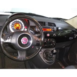 Fiat 500 1.4 Cult 8V Flex 2P Manual
