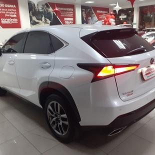 Lexus NX 300 2.0 16V VVT-I TURBO GASOLINA DYNAMIC 6A/T AWD