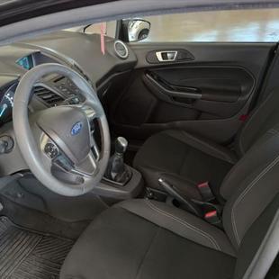 Ford FIESTA 1.6 SPORT HATCH 16V FLEX 4P MANUAL