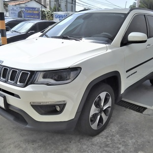 Jeep Compass Longitude 2.0 16V Flex At